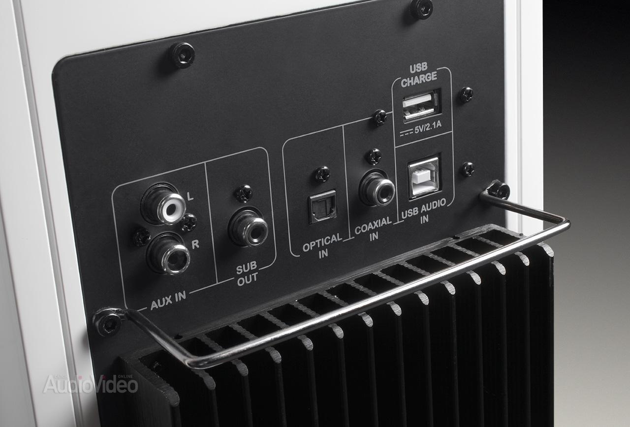 Ascada 600 Tower — Bluetooth-акустика High-End-HiFi-класса.