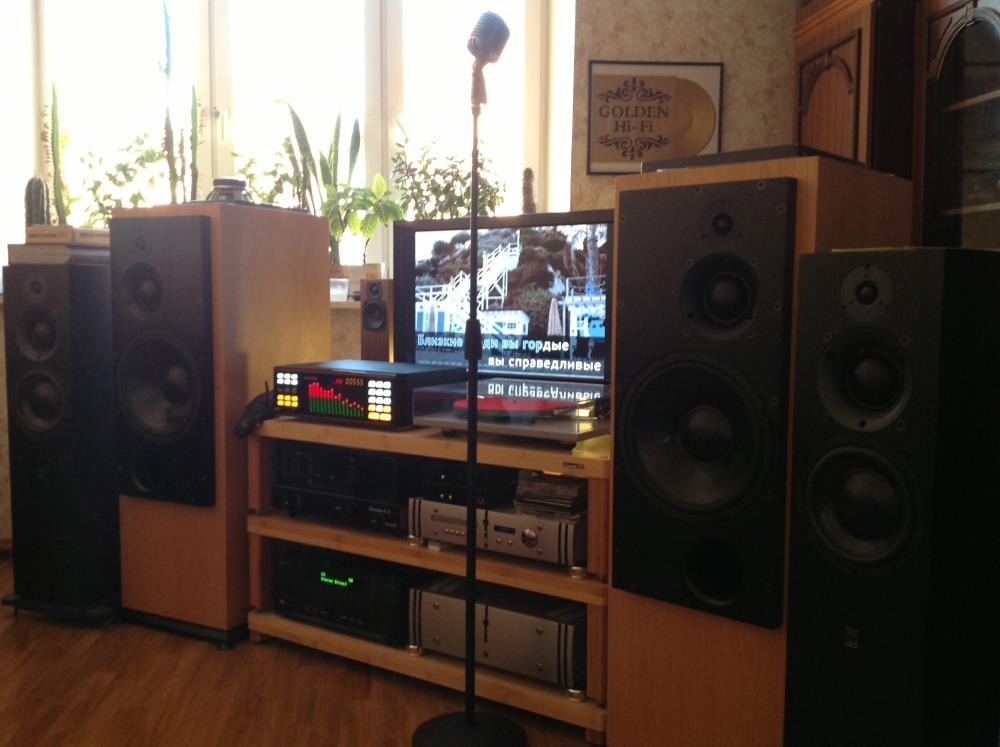 Шоу-рум KaraokeAST.ru Акустические системы ATC