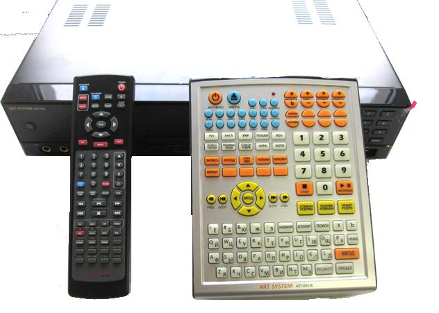караоке-система AST 1700
