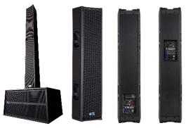 Активная звуковая колонна RCF TTL11-A