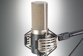 Новый студийный микрофон Audio-Technica AT5040